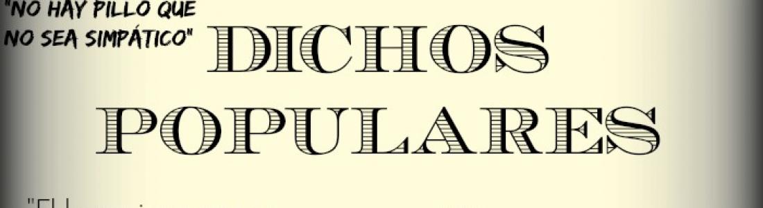 Dichos Ciertos Y Ciertos Dichos Revista Educarnos